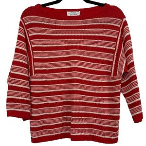 Paris Atelier & Other Stories Stripe Knit Sweater